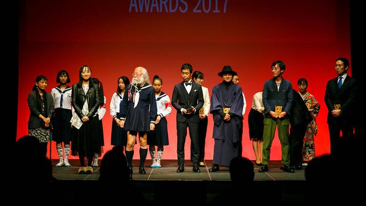 『 Time Out Love Tokyo Awards 2017』の授賞式を渋谷ヒカリエ ヒカリエホールBにて開催